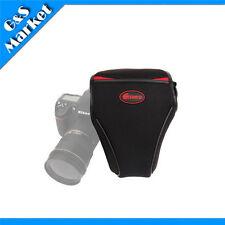 XL Neoprene Soft Camera Case Bag For Canon 6D 5D 5DII 5DIII Nikon D800 D700 D600