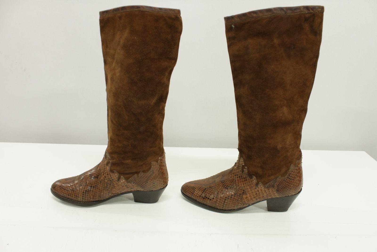 Botas Nando Muzzi boots (Cod.ST743) cowboys camperos western usado mujer