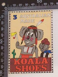 VINTAGE-OALA-SHOES-AUSTRALIAN-MADE-SOUVENIR-ADVERTISING-PROMO-STICKER