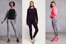 Superdry Damen Core Gym Tech Pullover Mit Einsätzen Und Rundhalsausschnitt