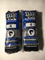 Red Devil 0317 Steel Wool 4 Extra Coarse (32 Pads)