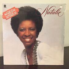 SEALED Natalie Cole Natalie Self Titled Vinyl Record LP Sophisticated Lady ST