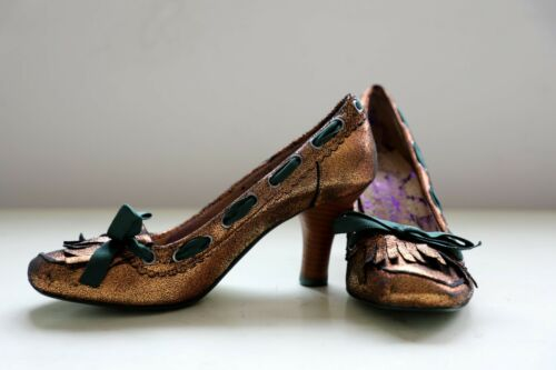 Irregular Choice Heels - Size 9