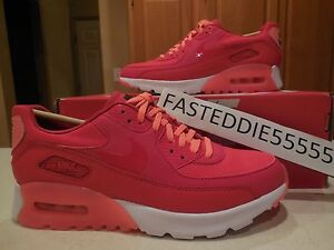 Womens-Nike-Air-Max-90-Ultra-Essential-Shoes-Style-724981-602-Sz-8-5-NEW