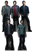 You Choose Supernatural Cardboard Standup Lifesize Dean Castiel Sam Decoration