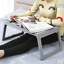 thumbnail 9 - Laptop Lap Tray Portable Folding Desk Computer Table Sofa Notebook Breakfast Bed