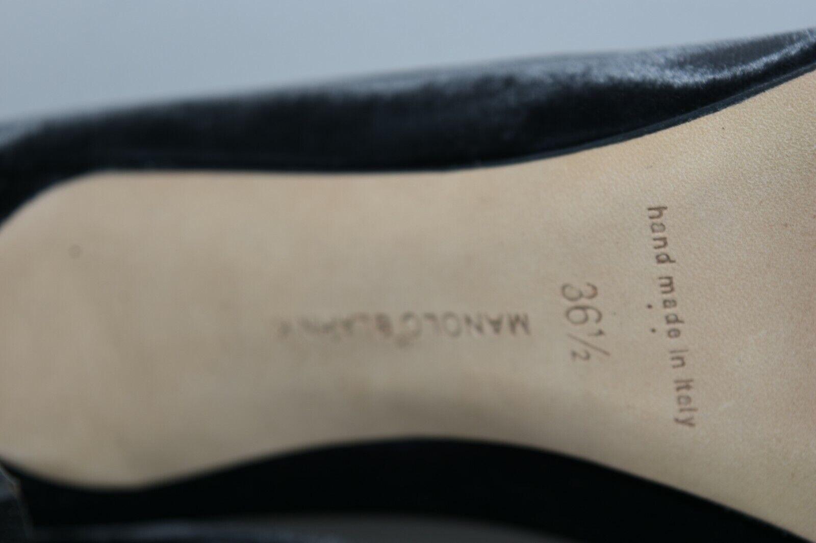 695 695 695 NEW Manolo Blahnik BB 105 Pumps VELVET Heels Grey 35 35.5 36.36.5 39 40 41 3489fc