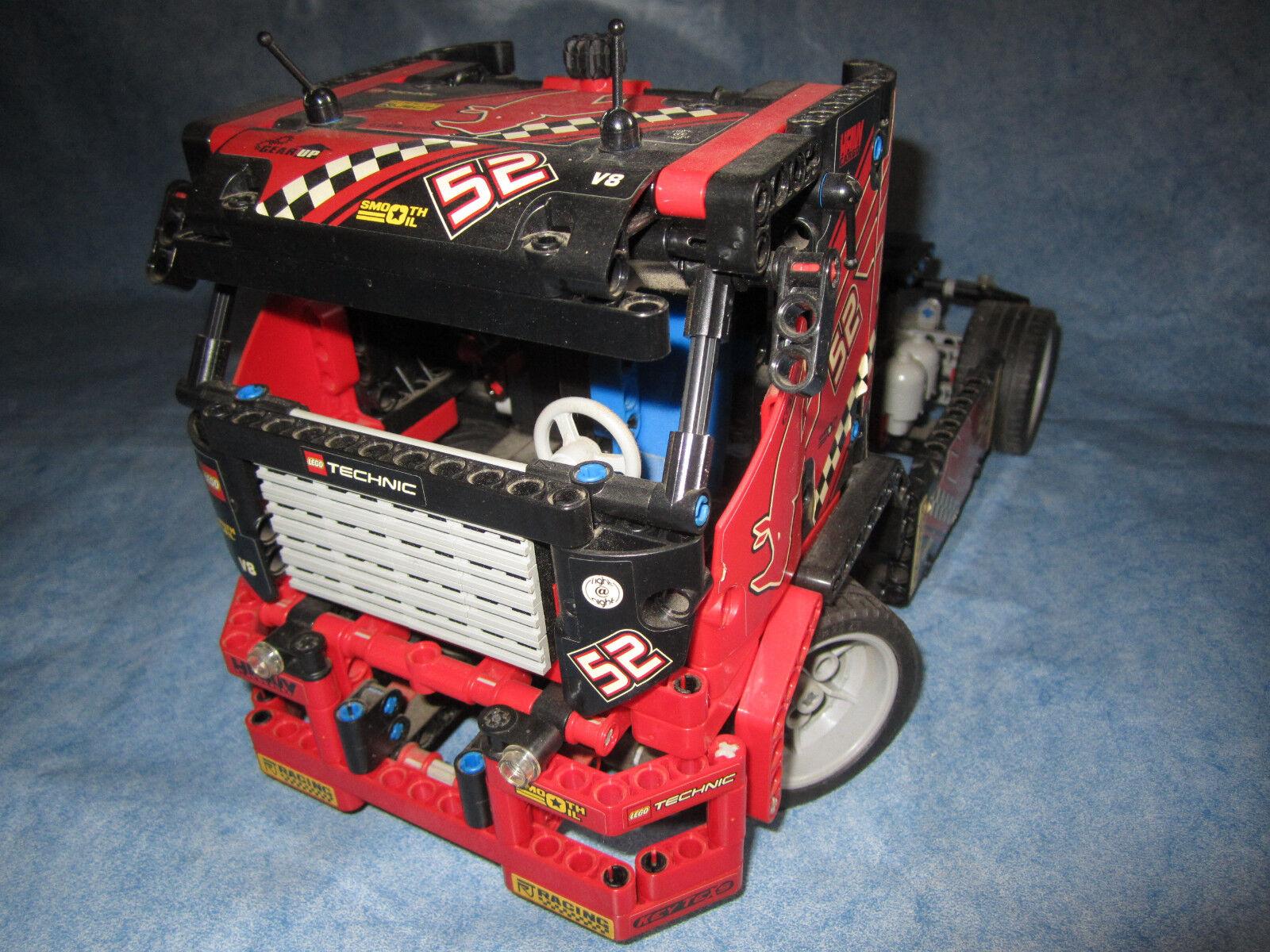 Lego Technic 42041 RACING HARD TRUCK Technics