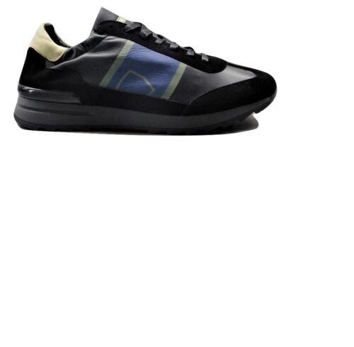 NOIR MILITAIRE PHILIPPE MODEL scarpa uomo PSLU VS06 TOUJOURS