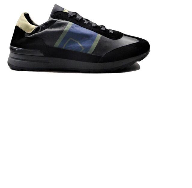 PHILIPPE MODEL scarpa uomo PSLU VS06 TOUJOURS - NOIR MILITAIRE