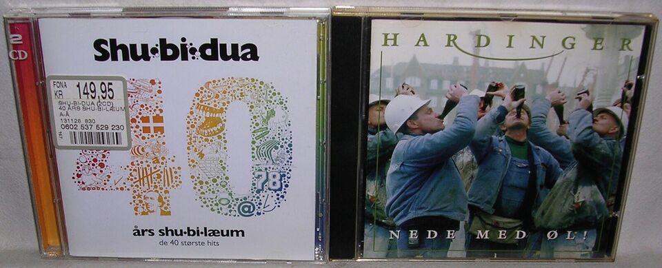 Shu-Bi-Dua : Blandet, rock