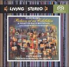 Mussorgsky: Pictures at an Exhibition, A Night on Bald Mountain, and Other Russian Showpieces Super Audio Hybrid CD (CD, Oct-2004, RCA Red Seal)
