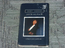 Judy Cheeks:  You're the story of my life    Cassingle   NEW EX SHOP STOCK