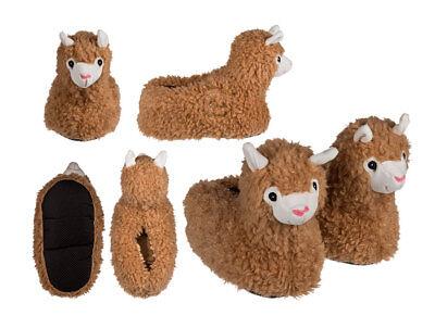 Liefern Kuschel Hausschuhe Paar Lama Verschieden Größen Auswahl Mode Pantoffel Hohe Belastbarkeit