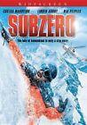 Subzero 0031398179528 With Costas Mandylor DVD Region 1