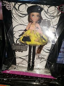 Bn En Coffret Bratz-special Ltd Edt Porcelaine Couture Collection Anyssa Avec Bling-afficher Le Titre D'origine