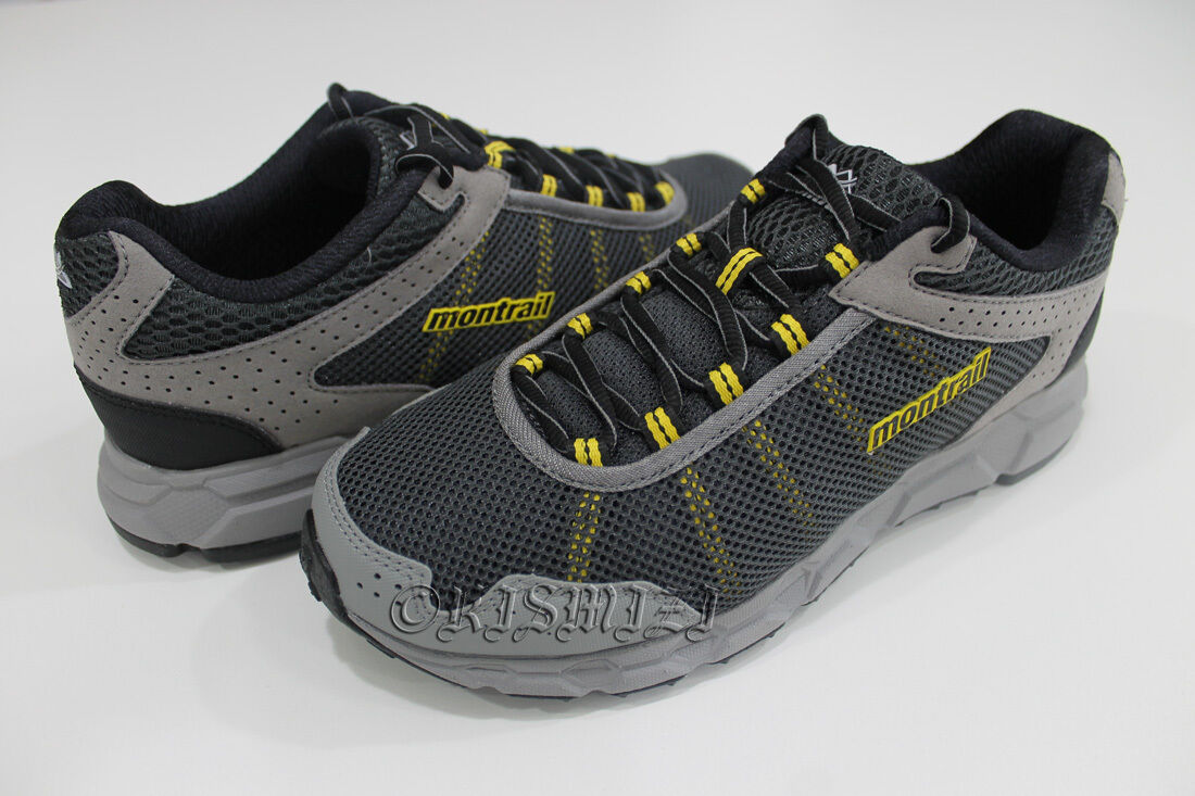 New Mens Montrail  SkyRaid  Gryptonite Hiking Trail Running shoes