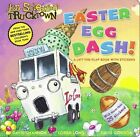 Easter Egg Dash!: A Lift-The-Flap Book with Stickers by Sonia Sander (Board book, 2010)
