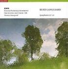 Rued Langgaard: Symphonies 12-14 Super Audio CD (CD, Oct-2006, Dacapo)