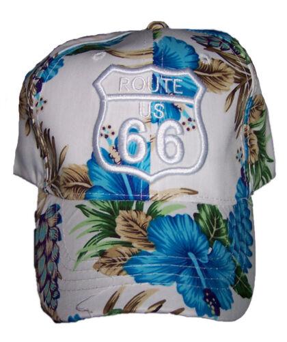 7508CC ^ * Route 66 Casquettes de base-ball Chapeaux-La Mère Road brodé cadeaux