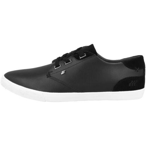 Boxfresh Stern Sports Hybrid Leather Men Schuhe Herren Freizeit Low Cut Sneaker