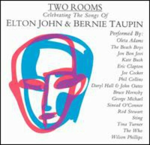 1 of 1 - Various Artists - Two Rooms: Songs of Elton John / Various [New CD]