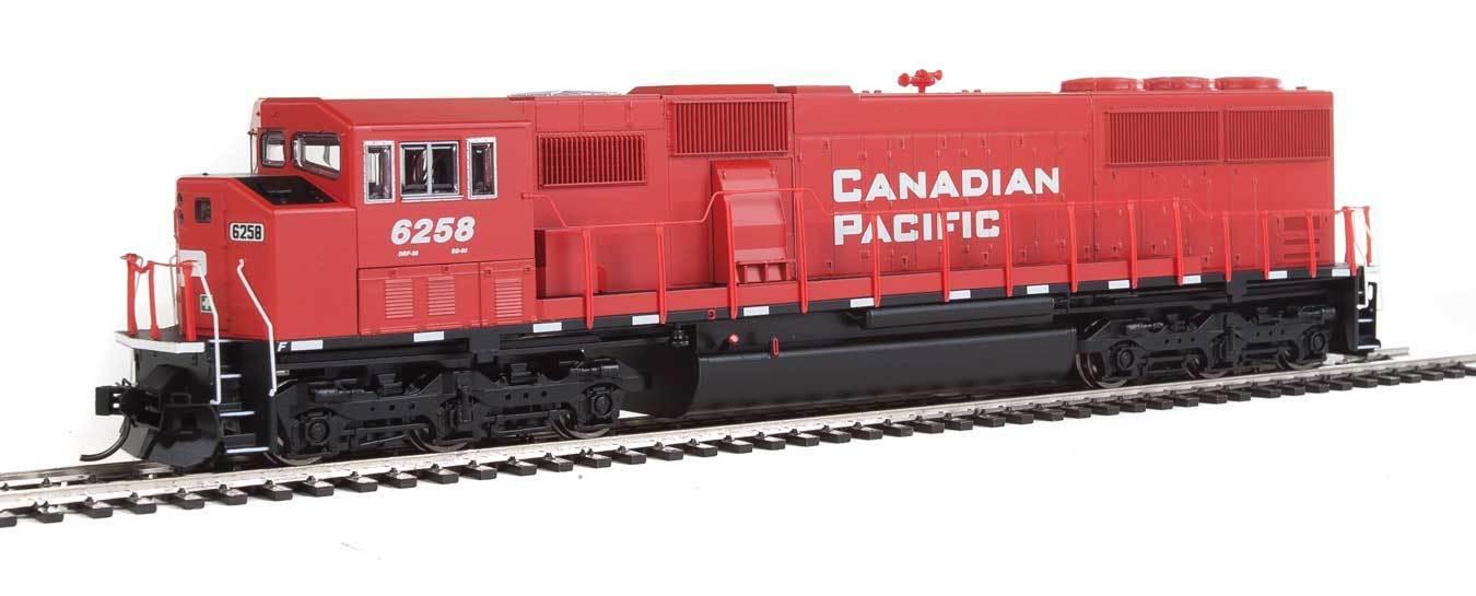 Scala H0 - Locomotiva Diesel EMD SD60M Canadian National Digitale con SUONO