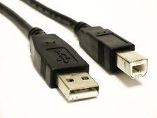3 metros SmartPro USB 2.0 de 'A' HASTA B Impresora Cable para HP Lexmark Canon