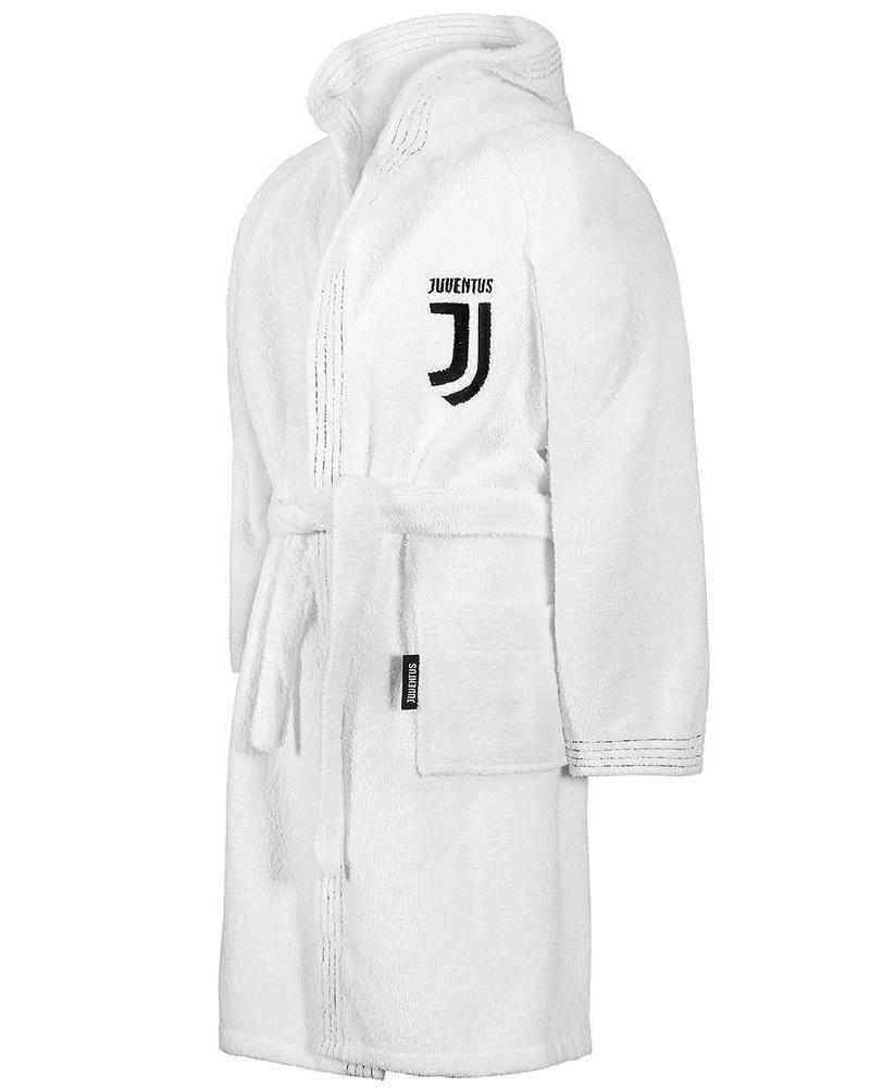 Accappatoio Juve Abbigliamento Adulto Juventus Calcio JJ PS 09648