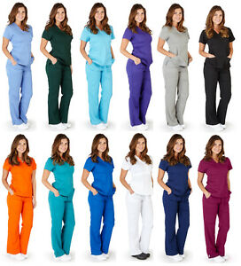 Ultra Soft Medical Nurse Uniform Premium Womens Junior Fit