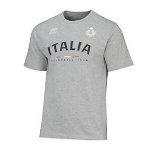 ERREA-039-T-SHIRT-NAZIONALE-ITALIA-VOLLEY-UOMO-PALLAVOLO-17-18-GRIGIO