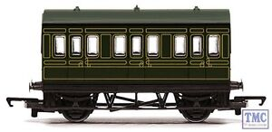 R4672 Hornby OO Gauge RailRoad SR 4 Wheel Coach