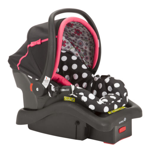 Minnie Coral Flowers Disney Baby Minnie Mouse Lift /& Stroll™ Plus Travel System