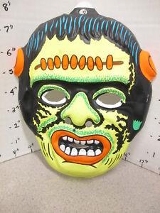 image is loading halloween mask 1970s vintage fun world frankenstein universal