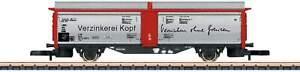 MARKLIN-80031-2020-Z-Musee-Voiture-034-Kopf-Galvanisation-Usine-034