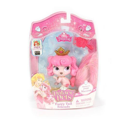 Disney Palace Pets-AURORA/'S PUPPY MACARON-fourrure Tail Friends-neuf