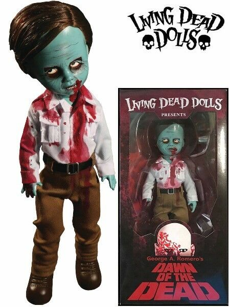 MEZCO LIVING DEAD DOLLS - Dawn of the - pflyboy Zombie - NUOVO / conf. orig.