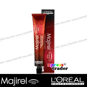 l oreal majirel professionnel permanent ionene g colour hair dye 50ml ebay l oreal majirel professionnel permanent ionene g colour hair dye 50ml ebay