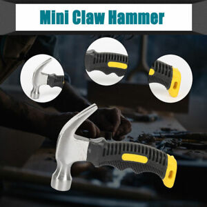 Triple Park 10oz mini latthammer acero inoxidable Safety Hammer no con clavo marchitadas x1
