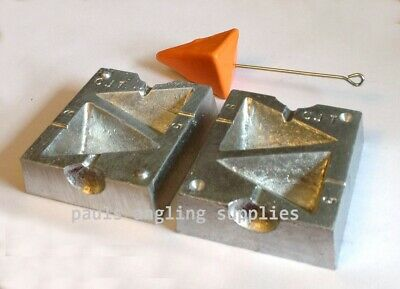 12 x 5oz Pyramid Weights Sea Fishing