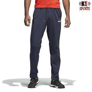 Details about Adidas Essentials 3-Stripes Tapered Open Hem Men's Pants