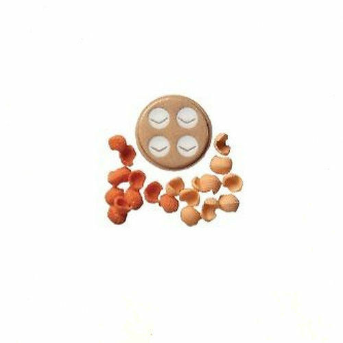 SIMAC Pastamatic Accessory Die PASTA SHELLS RIFLED N°19 for PM1000 PM1400