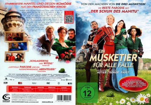1 von 1 - Ein Musketier für alle Fälle, Mantel- und Degen-Komödie, DVD/Neu