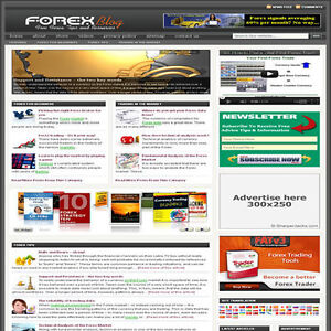 Forex affiliate website