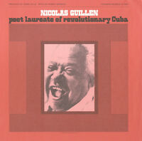 Nicolás Guillén - Nicolas Guillen: Poet Laureate [new Cd] on Sale
