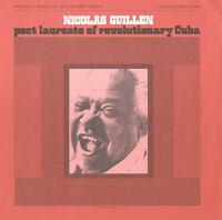 Nicolás Guillén - Nicolas Guillen: Poet Laureate [new Cd] on Sale