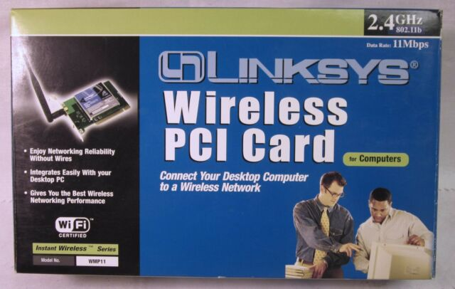 LINKSYS WIRELESS-B PCI DRIVERS (2019)