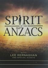 Lee Kernaghan - Spirit of the Anzacs (2015)  2CD Deluxe Edition  NEW  SPEEDYPOST