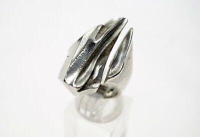 Lapponia Ring Erosion 925 er Silber Entwurf von Björn Weckström   eBay