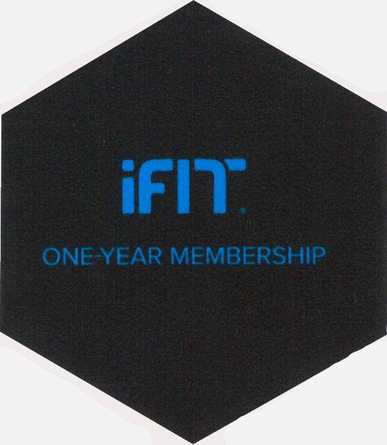 Ifit membresía de 1 año-Nordictrack-Proform-Freemotion - orosgym-icono